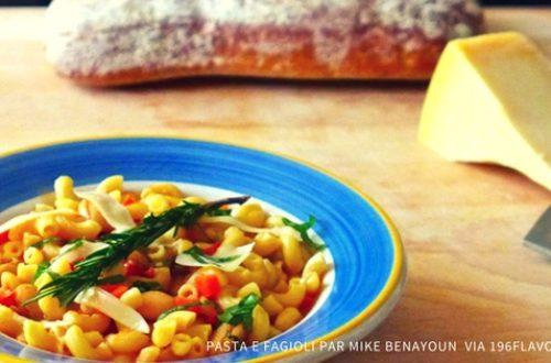 Article : La soupe Pasta e Fagioli efface les barrières sociales
